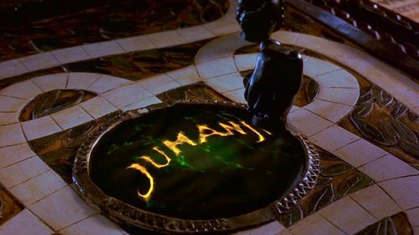 Jumanji (1995, Joe Johnston) 2997772223_1_3_KC3PZnHd