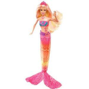 Barbie sirene surfeuse du film barbie et le secret des - Barbie sirene surfeuse ...