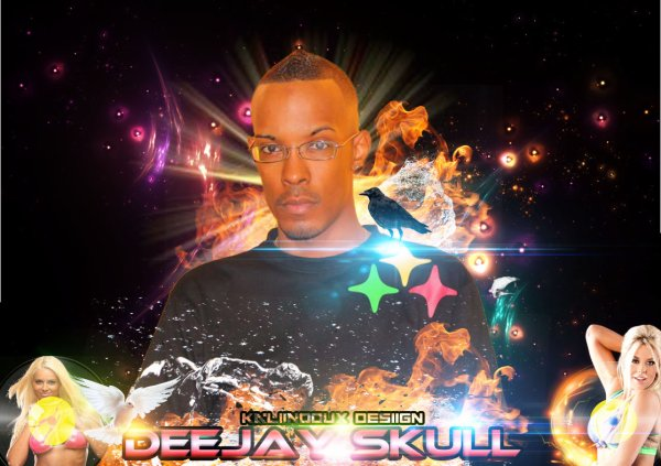 www.new-sound-974.skyblog.com / Dj 'Skll Feat. Delta - Si Ou Ve Le [Vrs. Maxii] (2013)